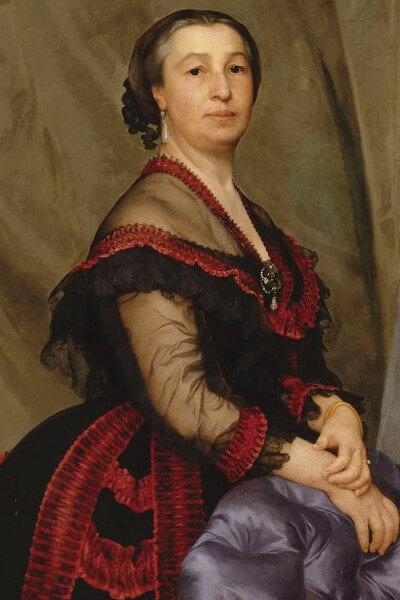 Félix Bracquemond. Madame Paul Meurice, 1866. Édouard Manet. Brief aan Baudelaire. 27 maart in 1866, vertalingen Vivienne Stringa.