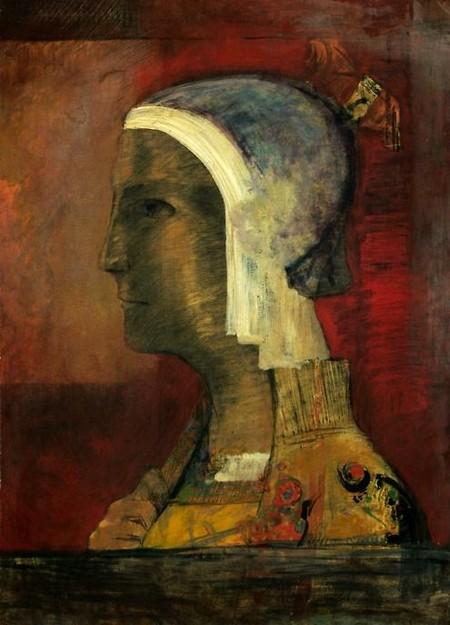 Odilon Redon,  Haarlem, Frans Hals, Rembrandt, Parijs,  vertalingen Vivienne Stringa