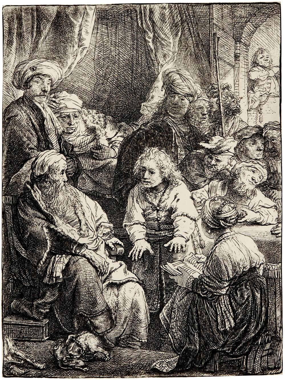 Rembrandt. Joseph racontant ses songes. Baudelaire. Madame Aupick. Vertalingen Vivienne Stringa