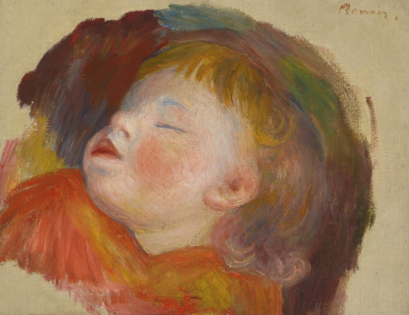 Pierre-Auguste Renoir.Baudelaire. Brieven aan zijn moeder. Lyon, 25 februari 1834.Vertalingen Vivienne Stringa
