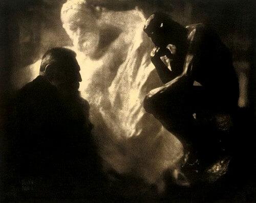 Auguste Rodin Vertaling Testament,met wat een snelheid zou onze aarde een Paradijs worden!Jullie, beeldhouwers, VertalingenVivienne