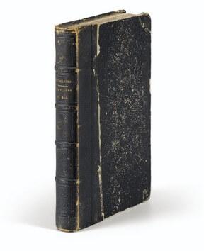 Les Fleurs du Mal. Parijs, Poulet-Malassis et de Broise, 1861. Stéphane Mallarmé. Vertalingen Vivienne Stringa.