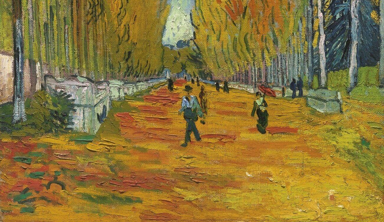 Vincent van Gogh, 1853–1890 Les Alyscamps. Baudelaire. Brieven aan zijn moeder.Vertalingen Vivienne Stringa