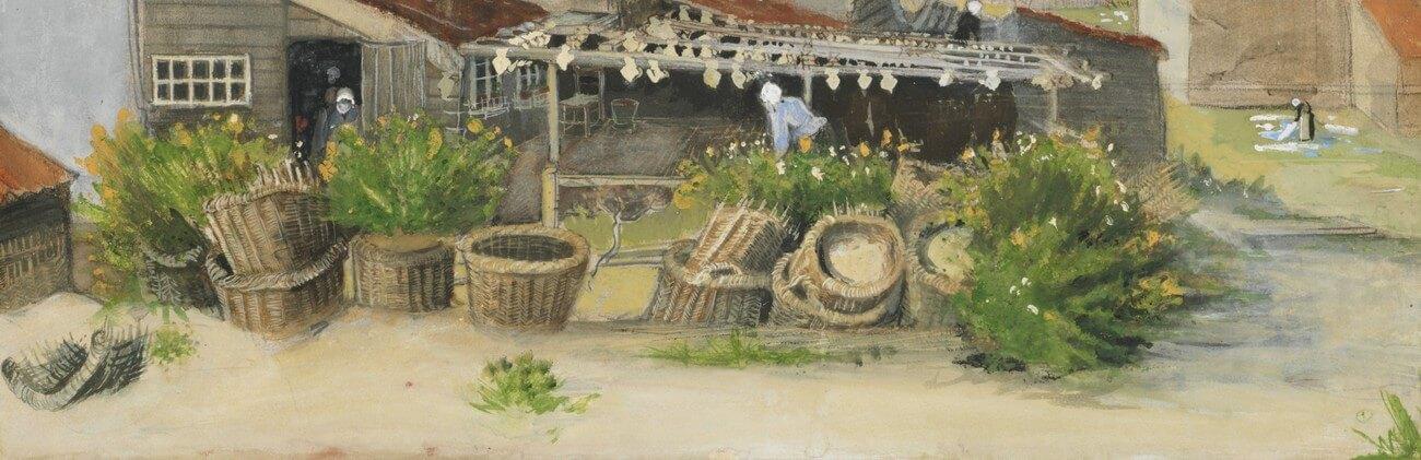 Vincent van Gogh, 1853–1890.Scheveningen. Baudelaire. Brieven aan zijn moeder.Vertalingen Vivienne Stringa